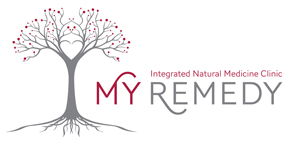 my remedy logo