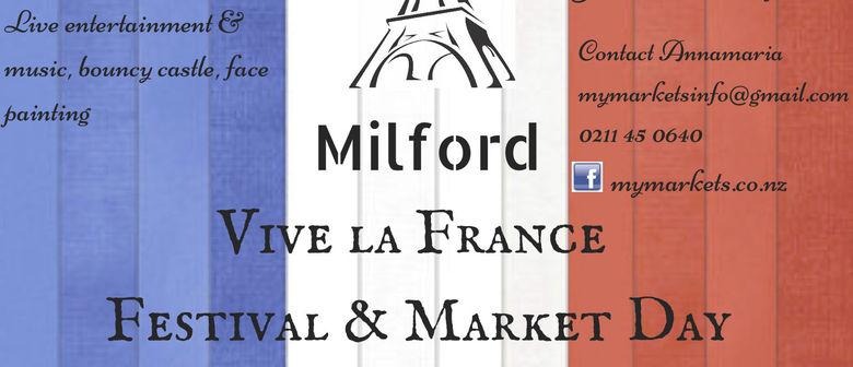 Milford Viva La Francais Festival and Market Day