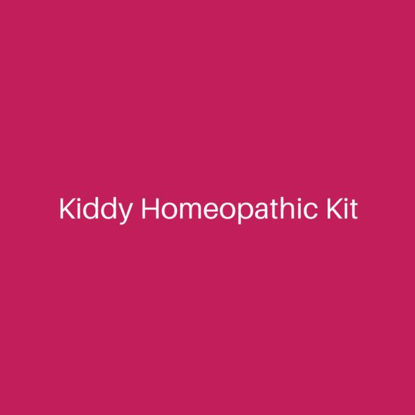 homeopathy kiddy kit