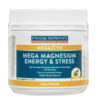Mega magnesium Energy and stress