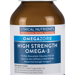 Hi-Strength Fish Oil Capsules
