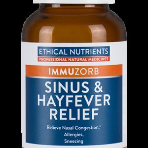 IMMUZORB Sinus & Hayfever Relief