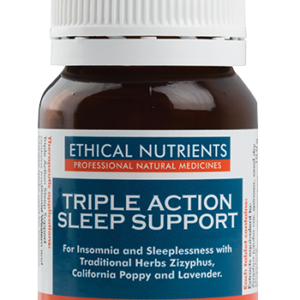 Ethical Nutrients Triple Action Sleep Support Tablets