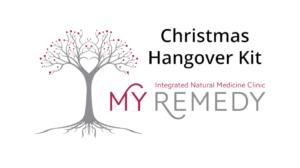 Christmas Hangover Recovery Kit